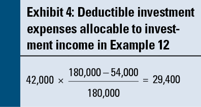 Is Capital investment a requirement for income tax collected?